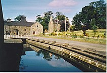 Glendronach Distillery Reflections. - geograph.org.uk - 165129.jpg