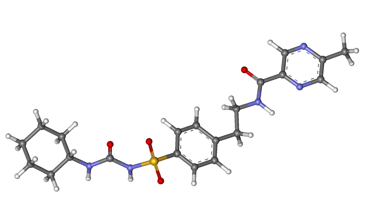 Medication Glipizide (Glucotrol)