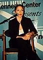 Gloria Estafan gives an interview (48592037167).jpg