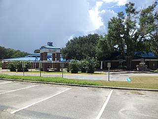 Amos P. Godby High School Public coeducational secondary school in Tallahassee, Florida, United States
