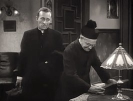 Bing Crosby en Barry Fitzgerald in Going My Way
