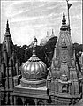 Golden Temple at Benares - Plate - History of India Vol 1 (1906).jpg
