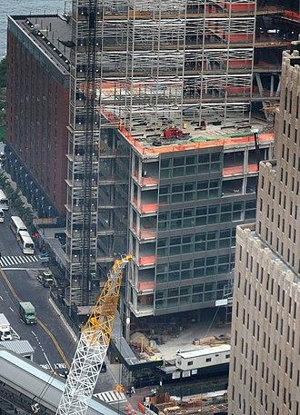 200 West Street - Image: Goldmansachs bpc