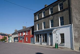 Goleen - Main Street of Goleen
