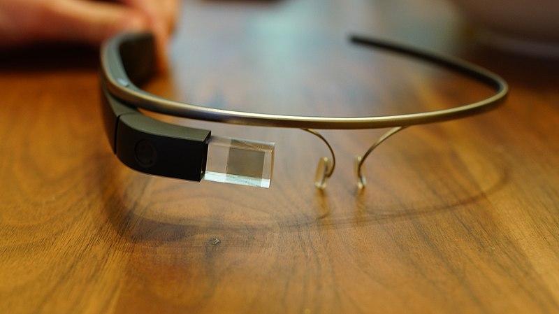 6d1d85e8b ملف:Google Glass Explorer Edition.jpeg - ويكيبيديا، الموسوعة الحرة