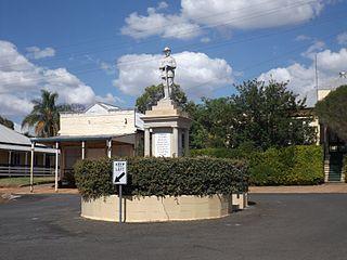 Goombungee War Memorial
