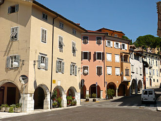 Gorizia - The medieval center of Gorizia