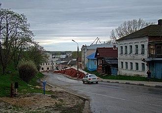 Gorodets, Nizhny Novgorod Oblast - In Gorodets