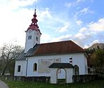 Gostece Slovenia - church 2.JPG