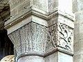 Gournay-en-Bray (76), collégiale St-Hildevert, nef, chapiteaux du 2e pilier libre du sud, côté est.jpg