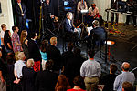 Governor of Florida Jeb Bush, Announcement Tour and Town Hall, Adams Opera House, Derry, New Hampshire by Michael Vadon 09.jpg