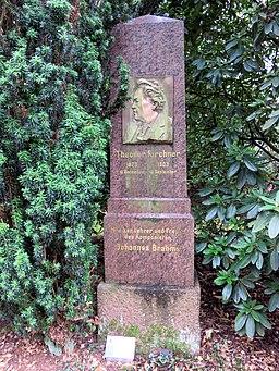 Grób Theodora Kirchnera FriedhofOhlsdorf (2)