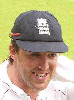 Graeme Swann English cricket player (born 1979)