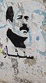 Graffiti Chokri Belaid, Tunisia 2013.jpg