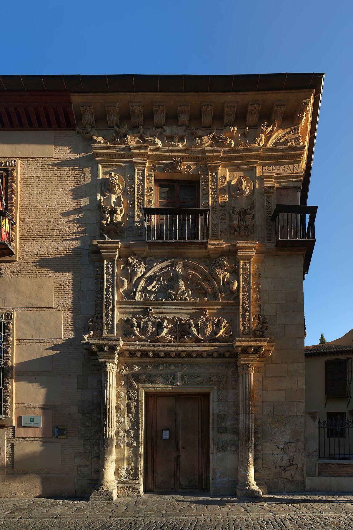 Casa de castril wikip dia a enciclop dia livre - Casas rurales baratas en castril ...
