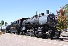 Grand Canyon Steam Locomotive Williams 1 (15538801481).jpg