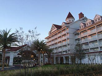 Disney's Grand Floridian Resort & Spa - Image: Grand Floridian Villas