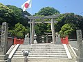 Grand torii of Munakata Grand Shrine (Nakatsu Shrine).JPG