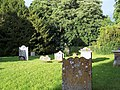 Gravestones at St Leonards Church - geograph.org.uk - 473440.jpg
