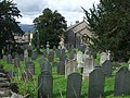 Graveyard to East of Glan Conwy Church - geograph.org.uk - 1433130.jpg