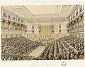 Gravure. Fêtes et cérémonies de la République française. 1 - Archives Nationales - AE-II-3885.jpg