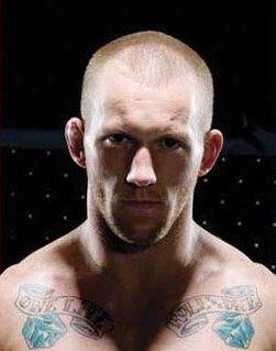 Gray Maynard American sport wrestler and MMA fighter