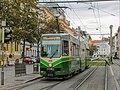 Graz Linien 600er in der Steyrergasse.2.jpg