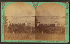 Green Lake, Wisconsin, by Zimmerman, Charles A., 1844-1909.png
