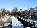 Greensforge Lock, Staffordshire and Worcestershire Canal - geograph.org.uk - 1672317.jpg