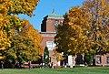 Grewen Hall op de campus van Le Moyne College