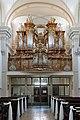 Groß-Enzersdorf - Kirche, Orgel.JPG