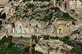 Grottoes - Santa Maria dell'Isola seen from Via Indipendenza - Tropea - Italy 2015.JPG