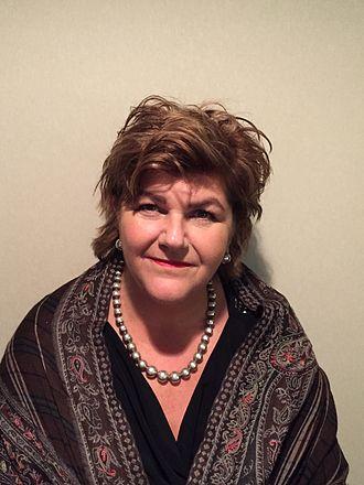 Gudie Hutchings - MP Gudie Hutchings in November 2016