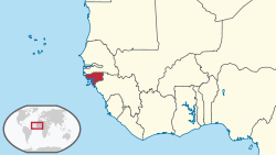 Guinea-Bissau in its region.svg