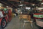 Gulgong museum wagons