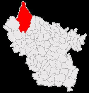 Gura Teghii Commune in Buzău, Romania