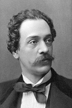 Gustaf Fredrikson, 1875