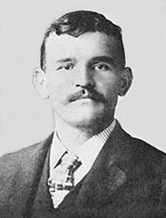 Gustave Whitehead portrait