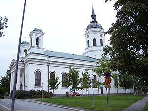 Härnösand - Härnösand cathedral