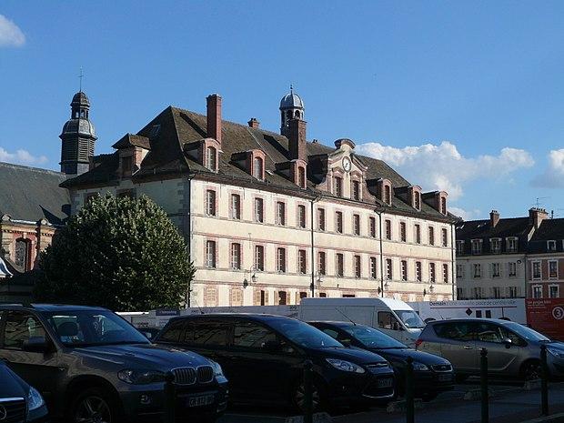 Monument historique à Fontainebleau