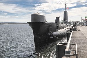HMS Otus (S18) - Image: H.M.S Otus in Sassnitz IMG 2286