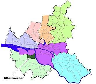 Altenwerder - Image: HH Altenwerder quarter