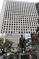 HK 中環 Central 德輔道中 Des Voeux Road 太子大廈 Prince's Building facade 皇后像廣場 Statue Square Jan-2018 IX1.jpg