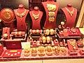 HK 尖沙咀 TST 彌敦道 Nathan Road 海防道 53-55 Haiphong Road 海防大廈 Hai Phong Mansion shop 六福珠寶 Luk Fook Jewellery window display goldsmith August 2021 SS2 001.jpg