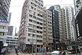 HK 灣仔 Wan Chai 摩理臣山道 Morrison Hill Road building facades at Lap Tak Lane Feb-2018 IX1 01.jpg