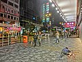 HK Jordan night Nathan Road walkway Mar-2013.JPG