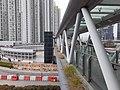 HK KT 啟德 Kai Tak 太子道東 Prince Edward Road East footbridge near 彩頤花園 Rhythm Garden December 2020 SSG 06.jpg