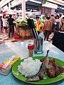 HK TKL 調景嶺 Tiu Keng Leng 彩明街市 Choi Ming Market food 碟頭飯 fish meat rice Lunch April 2019 SSG 02.jpg