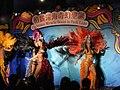 HK TST night 柏麗購物大道 Park Lane Shopper's Boulevard 巴西 Brasil 森巴舞娘 Samba Dancers Nov-2010 06.JPG