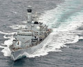 HMS Argyll on Counter-Narcotics Patrol in Caribbean MOD 45158293.jpg